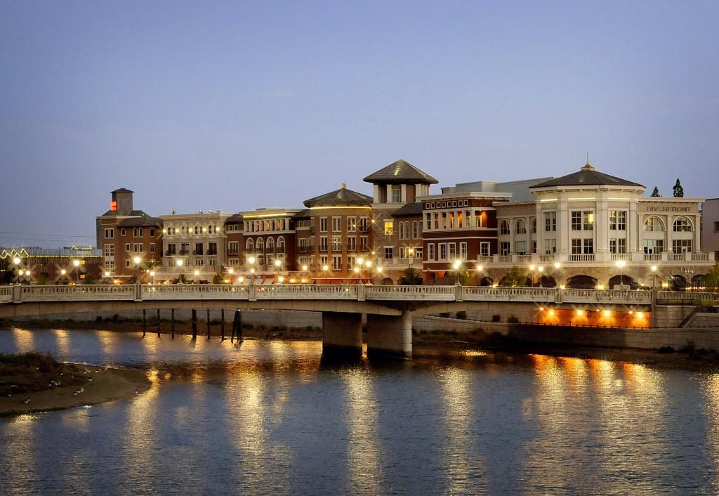 Napa Riverfront Promenade Vandertoolen Associates